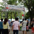 ベトナム,ベトナムフェスティバル,アオザイ,水上人形劇,333,バーバーバー,ベトナムビール,フォー,