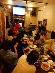 ミャンマー,料理,ワールドフードラリー,ミャンマービール,スィゥミャンマー,舞踊,