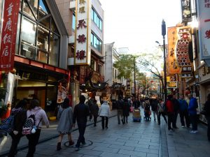 横浜,中華街,善隣門,山東2号店,餃子