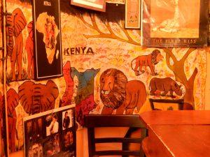 ケニア,経堂,タスカー,ケニアビール,トゥルカーナ族,スパイシーミンチ,テラピアの塩焼き