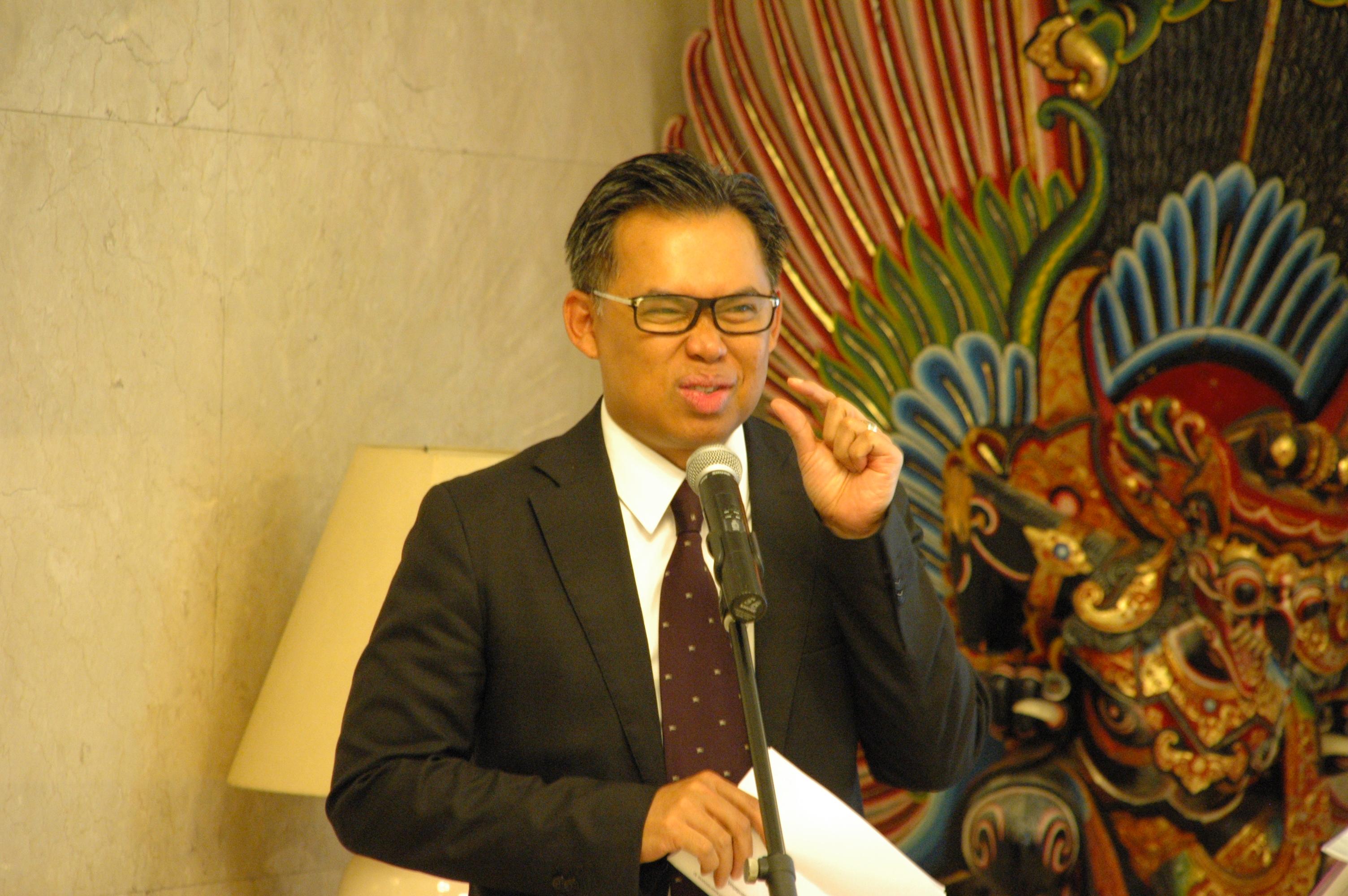 館 インドネシア 大使