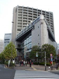 立派な建物です